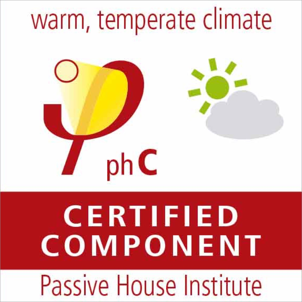 Sello PassivHaus Warm