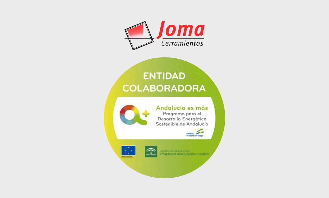 Sello Subvención Andalucía 2018